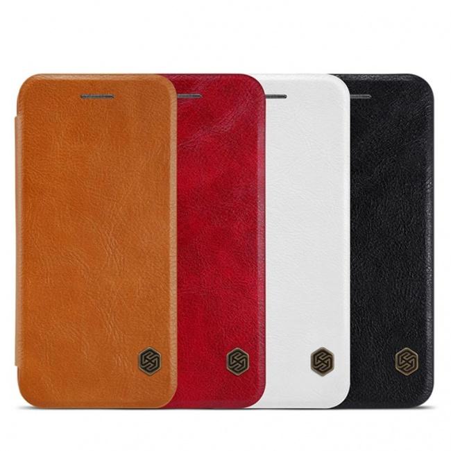 کیف محافظ چرمی نیلکین Nillkin Qin leather case For Apple iphone 7