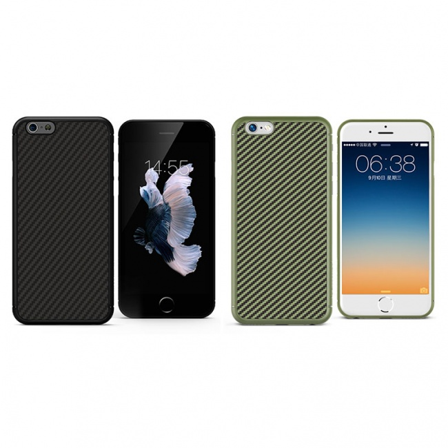 قاب محافظ نیلکین Nillkin Synthetic fiber For iphone 6 Plus