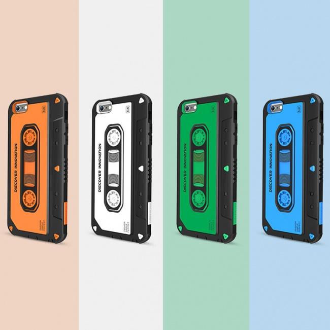 گارد محافظ نیلکین Nillkin Music Protective case For iphone 6s Plus