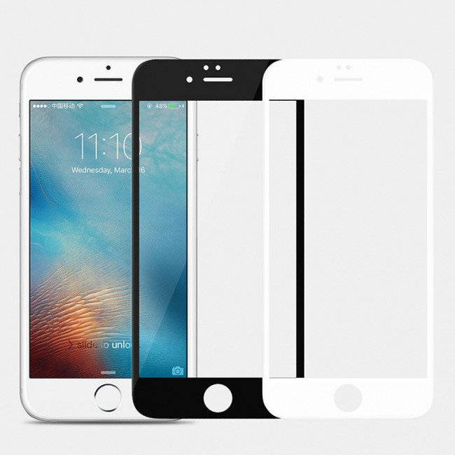 محافظ صفحه نمایش شیشه ای نیلکین Nillkin 3D AP+ Pro Glass Screen Protector For Apple iPhone 6