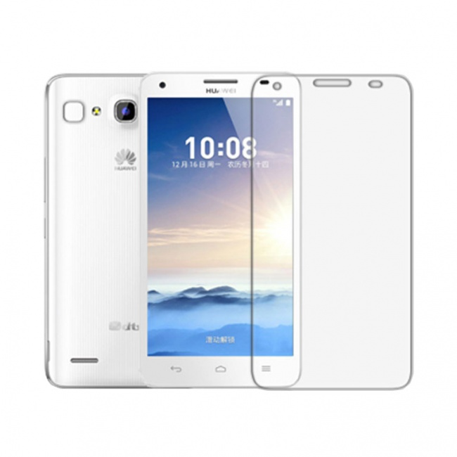 محافظ صفحه نمایش شفاف نیلکین Nillkin Super Clear Screen Protector For Huawei Honor 3X G750
