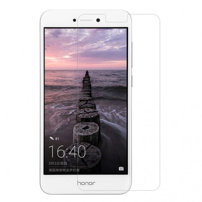 محافظ صفحه نمایش شفاف نیلکین Nillkin Super Clear Screen Protector For Huawei P8 Lite 2017