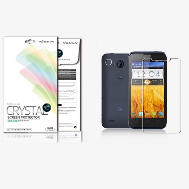 محافظ صفحه نمایش نیلکین Nillkin Super Clear Anti-fingerprint Protective For ZTE N983