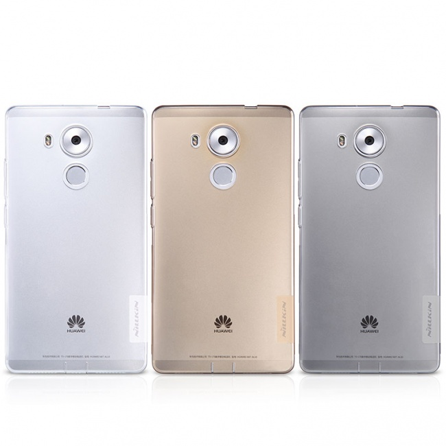 قاب محافظ ژله ای نیلکین Nillkin Nature TPU Case For Huawei Ascend Mate 8