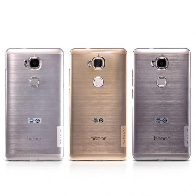 قاب محافظ ژله ای نیلکین Nillkin Nature TPU Case For Huawei GR5