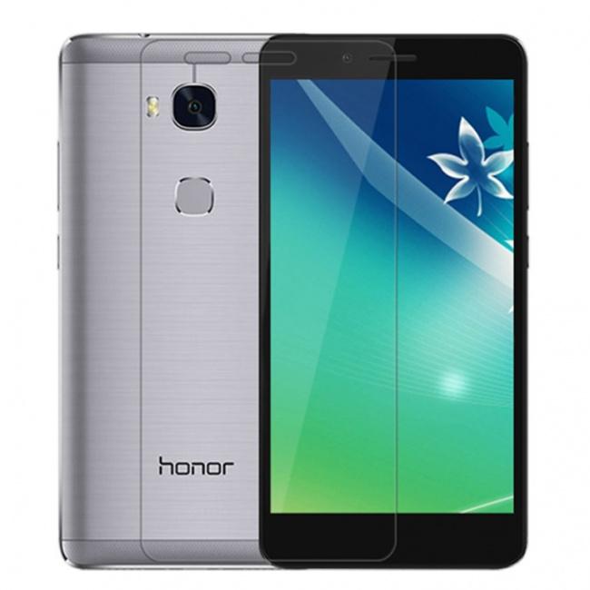 محافظ صفحه نمایش شفاف نیلکین Nillkin Super Clear Screen Protector For Huawei GR5