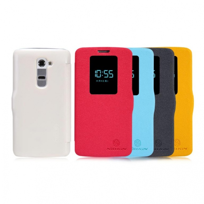 کیف محافظ LG G2 Fresh Series Leather Case