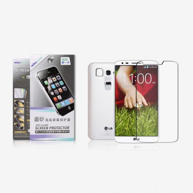 محافظ صفحه نمایش مات LG G2 Matte Protective Film