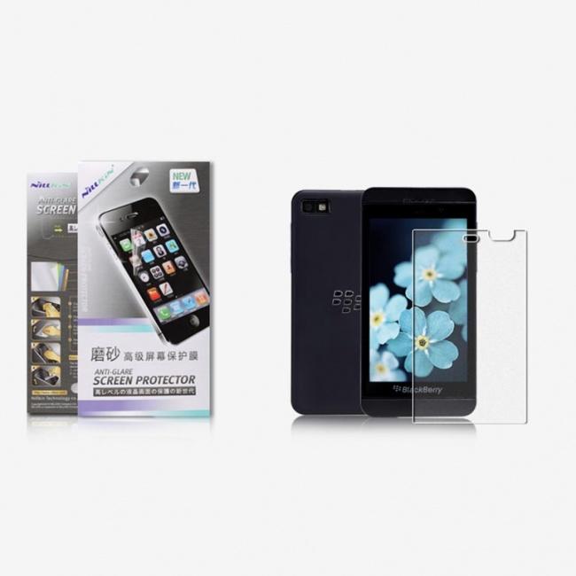 محافظ صفحه نمایش مات BlackBerry Z10 Matte Protective Film