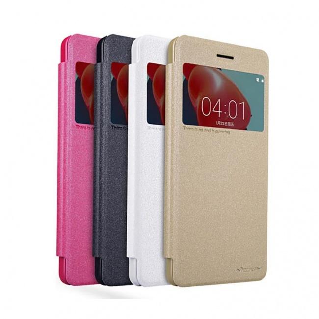 کیف محافظ Nokia 6 NEW LEATHER CASE- Sparkle