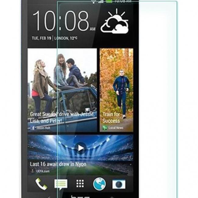 محافظ صفحه نمایش شیشه ای نیلکین HTC ONE Max H Anti-Explosion Glass