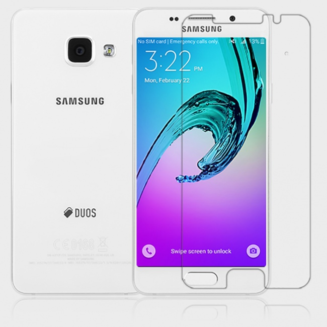 محافظ صفحه نمایش مات نیلکین Samsung A3100 Matte Protective Film