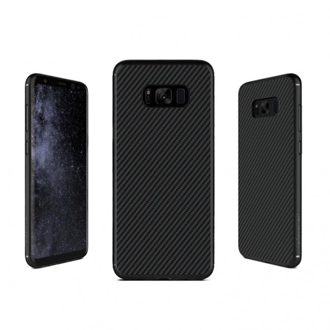 قاب محافظ نیلکین Nillkin Synthetic fiber Case For Samsung Galaxy S8 Plus
