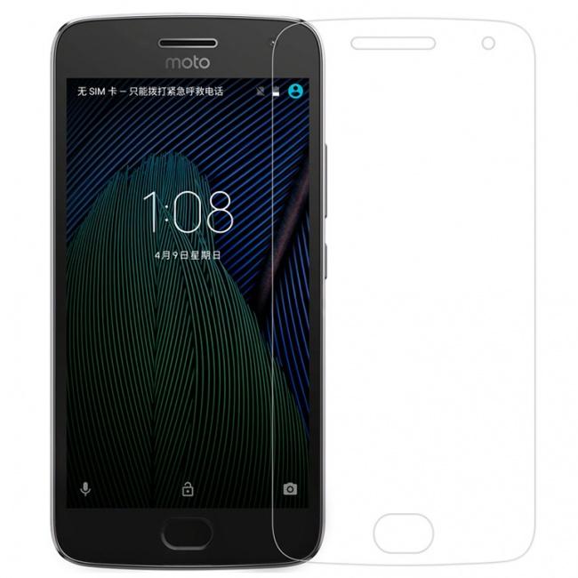 محافظ صفحه نمایش شیشه ای نیلکین Nillkin Amazing H Glass Screen Protector For Motorola Moto G5 Plus