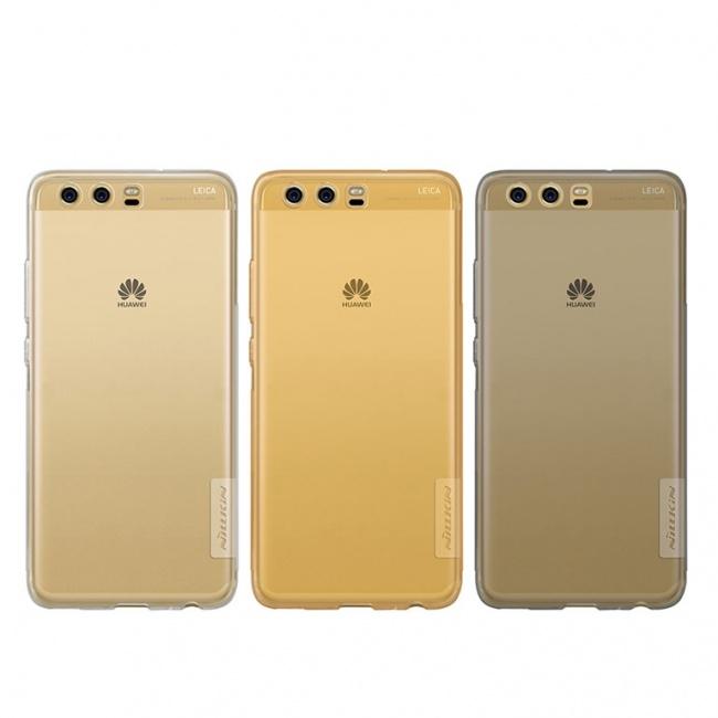 قاب محافظ ژله ای نیلکین Nillkin Nature TPU Case For Huawei P10 Plus