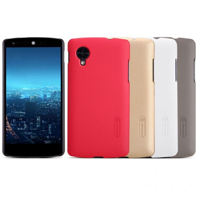 قاب محافظ نیلکین LG Nexus 5 Super Frosted Shield