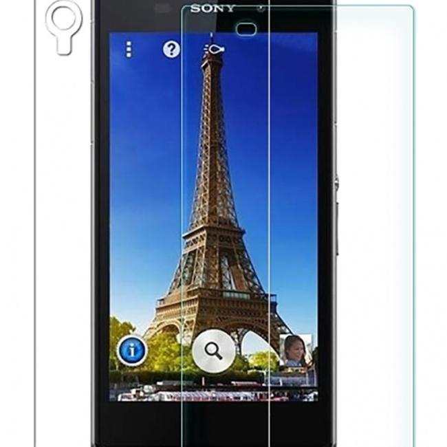 محافظ صفحه نمایش شیشه ای نیلکین Sony Xperia Z1 H+Anti-Explosion Glass