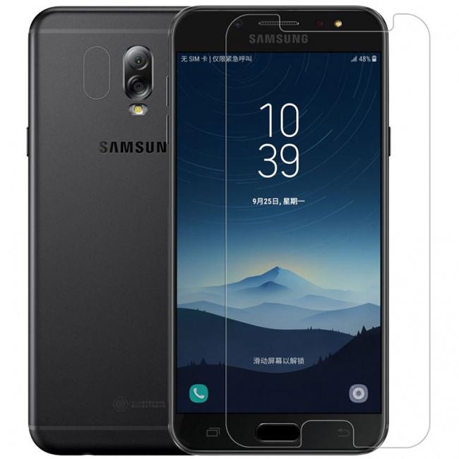 محافظ صفحه نمایش مات نیلکین Nillkin Matte Screen Protector For Samsung Galaxy J7 Plus