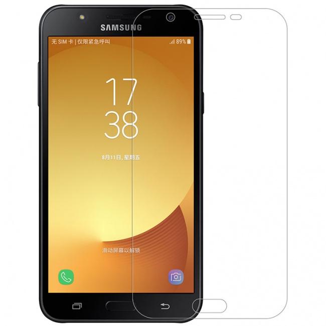 محافظ صفحه نمایش مات نیلکین Nillkin Matte Screen Protector For Samsung Galaxy J7 Nxt