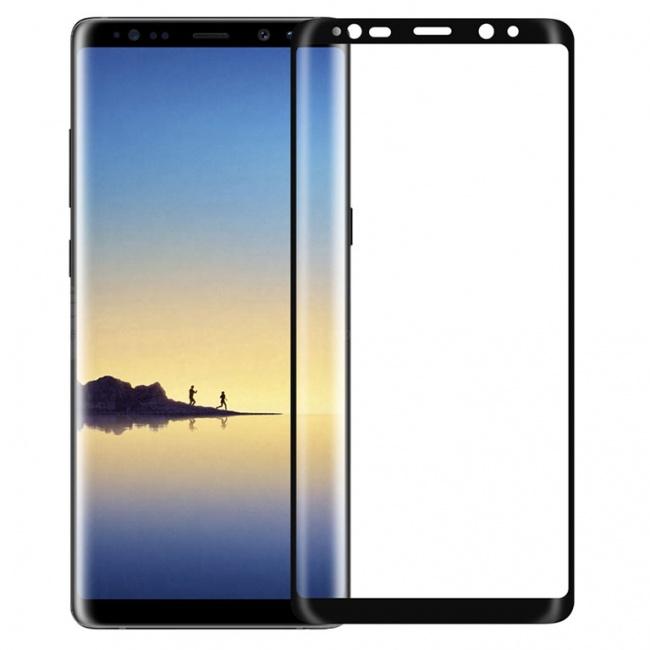 محافظ صفحه نمایش تمام صفحه نیلکین Nillkin AP+PRO 3D Soft Screen Protector For Samsung Galaxy Note 8