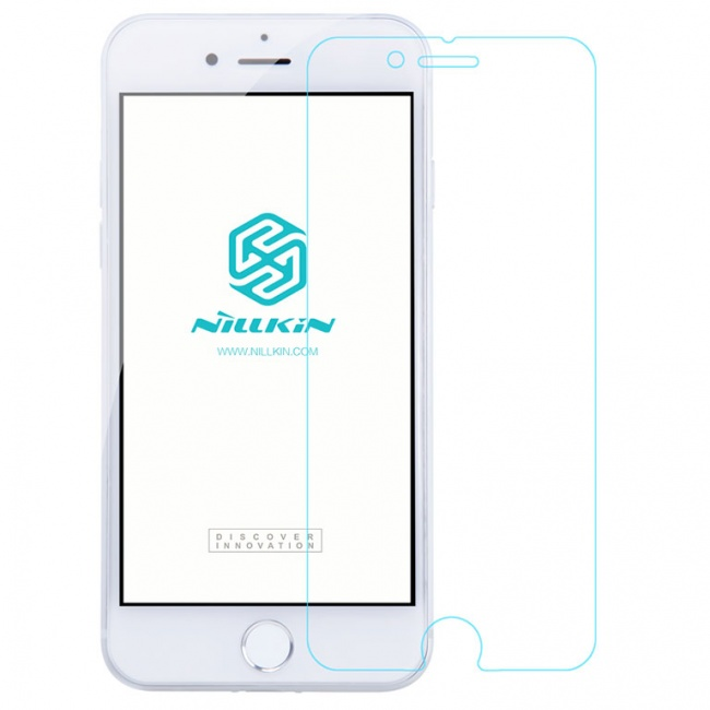 محافظ صفحه نمایش گلس نیلکین Nillkin Amazing H+Glass Screen Protector For Apple iPhone 8