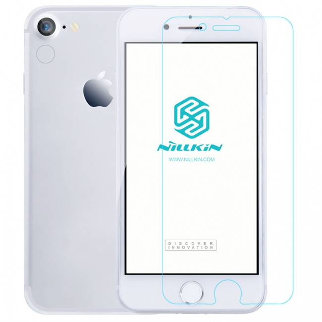 محافظ صفحه نمایش شفاف نیلکین Nillkin Super Clear Screen Protector For Apple iPhone 8