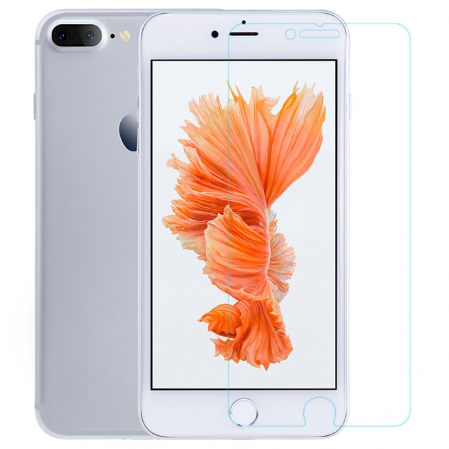 محافظ صفحه نمایش گلس نیلکین Nillkin Amazing H Glass Screen Protector For Apple iPhone 8 Plus