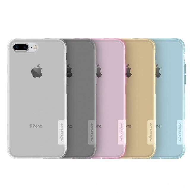 کاور محافظ ژله ای نیلکین Nillkin Nature TPU Case For Apple iPhone 8 Plus