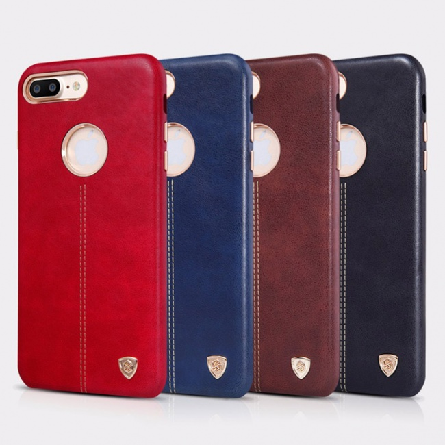 قاب محافظ چرمی نیلکین Nillkin Englon Leather Case For Apple iPhone 8 Plus