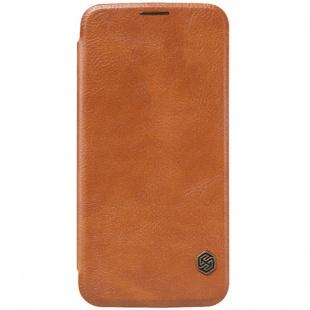کیف چرمی Samsung Galaxy S6 Qin