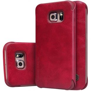 کیف چرمی Samsung Galaxy S6 Edge Qin