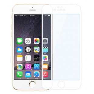 محافظ صفحه نمایش شیشه ای سفید +Apple iPhone 6 CPE