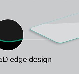 محافظ شیشه ای پشت گوشی نقره ای  Apple iPhone 6 Amazing H