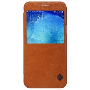 کیف چرمی Samsung Galaxy A8 Qin