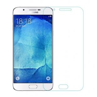 محافظ صفحه نمایش شیشه ای +Samsung Galaxy A8 Amazing H