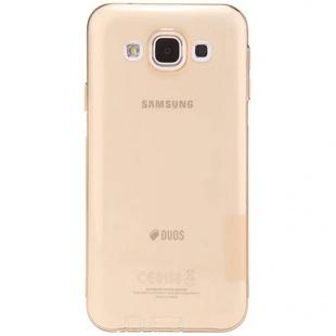 محافظ ژله ای Samsung Galaxy E5 Nature