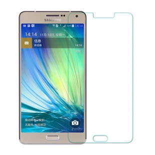 محافظ صفحه نمایش شیشه ای Samsung Galaxy A7 blue light