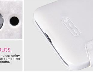 کیف چرمی Samsung Galaxy core max