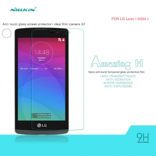LG Leon(H324)H Anti-Explosion Glass Screen Protector