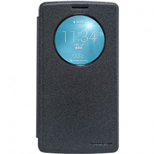 کیف چرمی LG G3 Stylus Sparkle