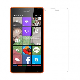 محافظ صفحه نمایش Microsoft Lumia 540 Crystal