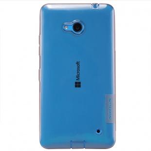 محافظ ژله ای Microsoft Lumia 640 Nature