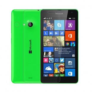 محافظ صفحه نمایش Microsoft Lumia 535 Crystal
