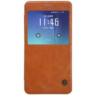 کیف چرمی Samsung Galaxy Note 5 New Qin