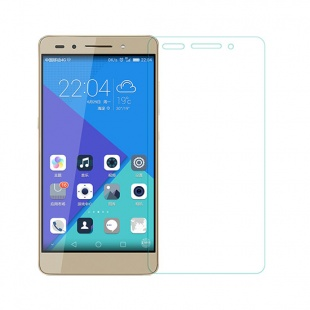 محافظ صفحه نمایش شیشه ای +HUAWEI Honor 7 Amazing H