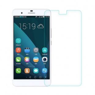 محافظ صفحه نمایش شیشه ای +HUAWEI Honor6 Plus Amazing H