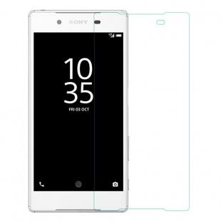 محافظ صفحه نمایش شیشه ای +Sony Xperia Z5 Amazing H