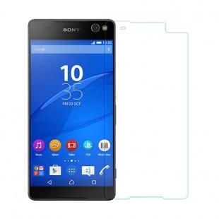 محافظ صفحه نمایش شیشه ای +Sony Xperia C5 Ultra Amazing H