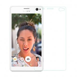 محافظ صفحه نمایش شیشه ای Sony Xperia C4 Amazing H
