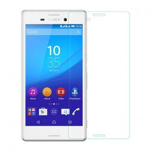 محافظ صفحه نمایش شیشه ای +Sony Xperia M4 Aqua Amazing H